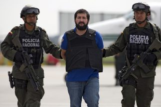 La Corte Suprema de Justicia de Colombia avaló la extradición del narcot...