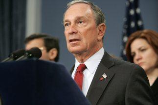El Alcalde de Nueva York, Michael Bloomberg, criticó el uso de un video...