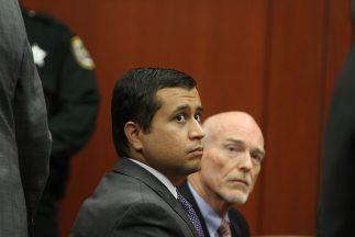 George Zimmerman está acusado de la muerte en febrero pasado del adolesc...