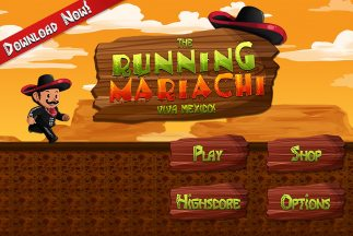 The Running Mariachi es una parodia a Flappy Bird que creó Francisco Mit...