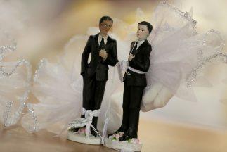 La aceptación del matrimonio homosexual avanza en los sondeos. Está ya a...