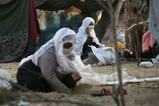 Diez palestinos han muerto a causa de las heridas que sufrieron durante...