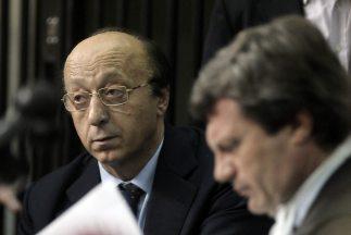 Luciano Moggi ahora encabeza una lista electoral en Italia.