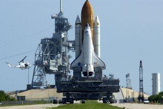 En 26 años, el Discovery ha viajado 230 millones de kilómetros (143 mill...