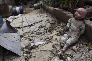 Ecos del presunto uso de armas químicas en Siria.