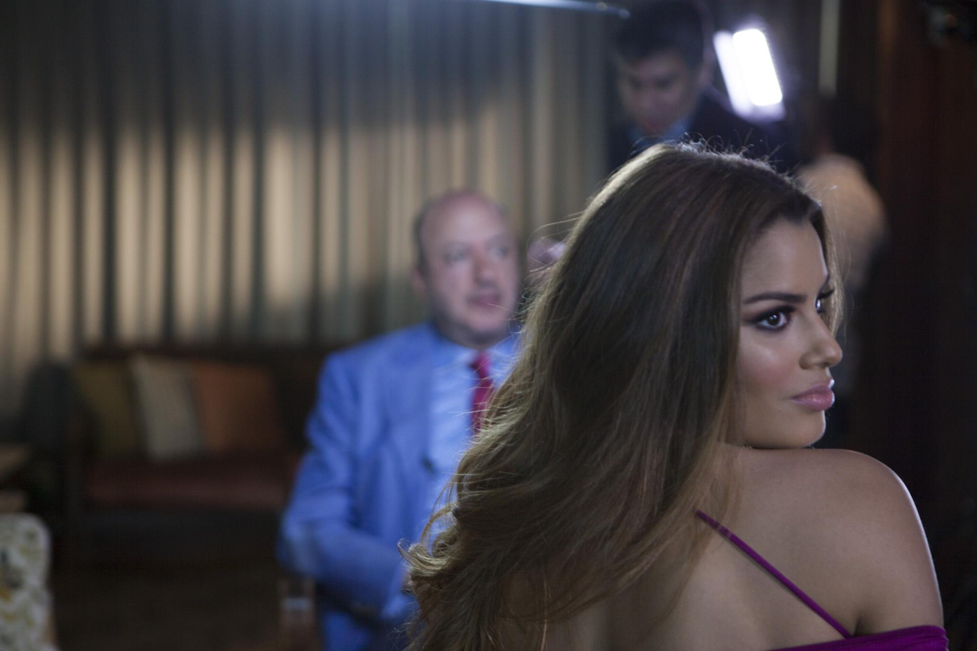 """Miss Colombia: """"Esos cuatro minutos como Miss Universo fueron los más fe..."""