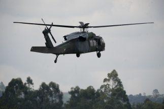 Las acciones violentas de las FARC en el departamento colombiano de Nort...