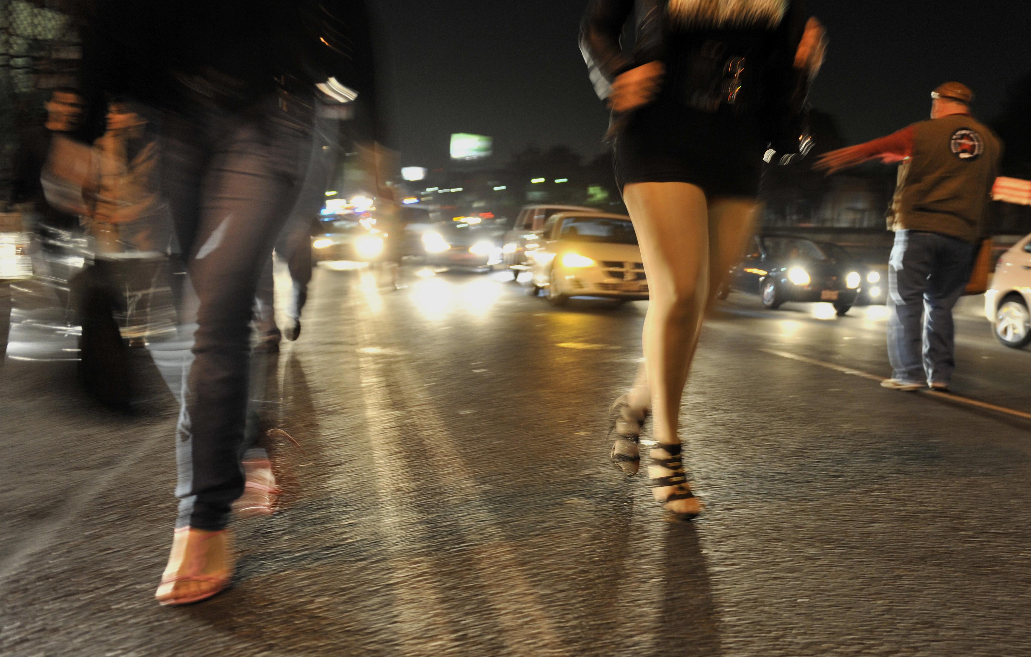 Karla Jacinto, víctima de trata de personas, cuenta cómo