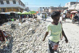 Haití: seguridad y estado de derecho, retos a tres años de terremoto.
