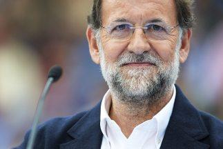 El presidente de España, Mariano Rajoy