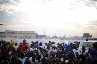 Las peores tormentas que han golpeado a Haití en lo que va de 2011 -al c...