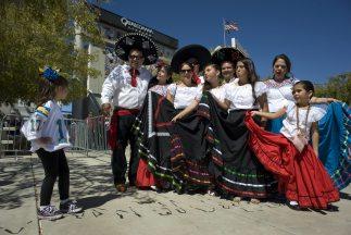 Ballet Xóchitl celebra el Orgullo Hispano.
