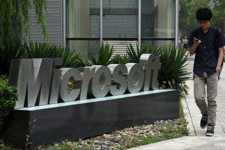 Microsoft, el gigante del software.