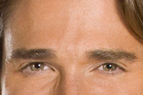 Estos ojos te van a conquistar en nuestra próxima telenovela, ¿ya sabes...