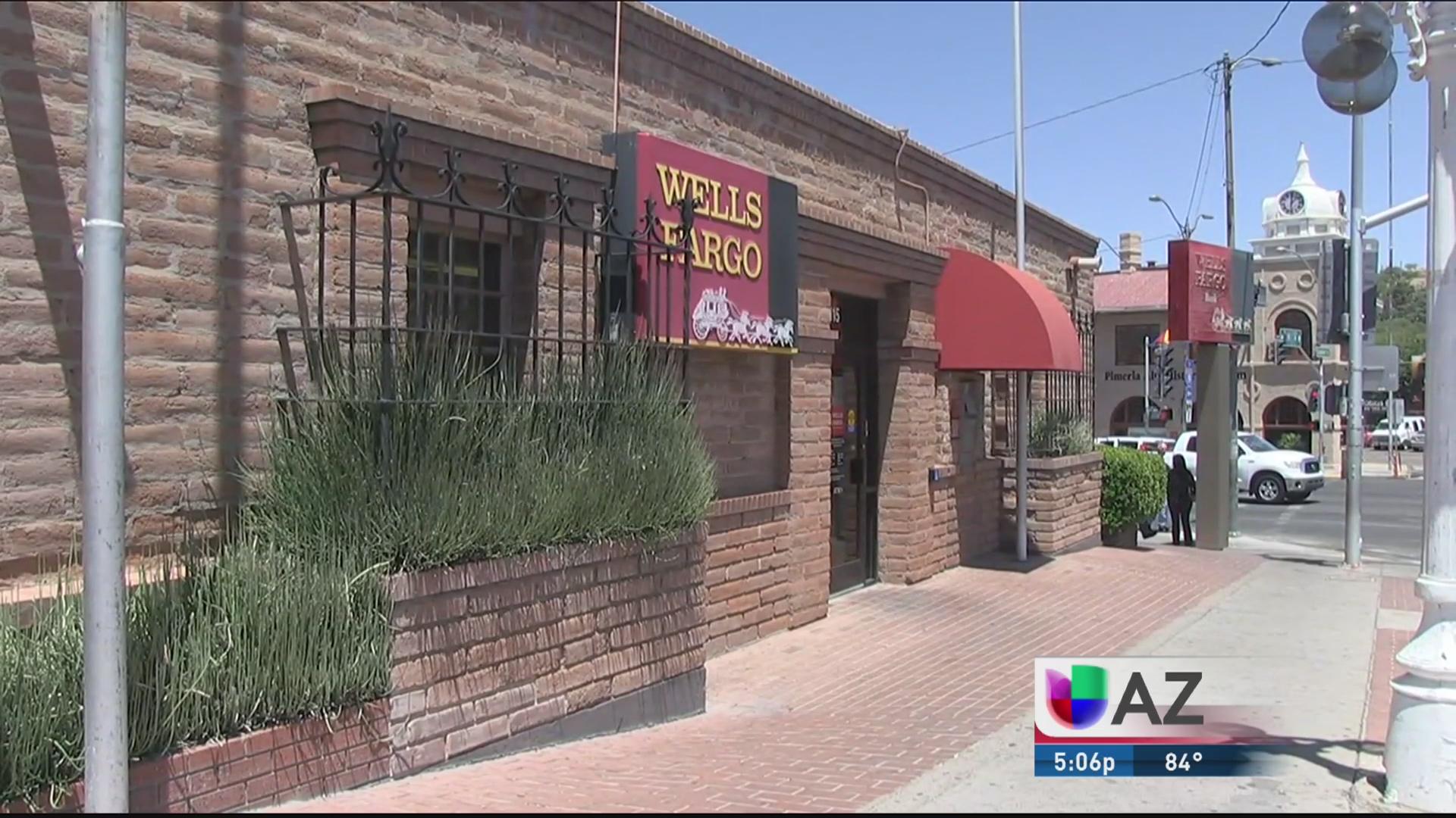 Comerciantes de Nogales piden más bancos