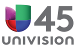 HOUSTON, TX - UNIVISION 45 - NEW LOGO TV