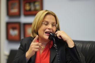 La congresista cubanoamericana Ileana Ros-Lehtinen.