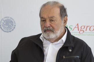El magnate mexicanoCarlos Slim.