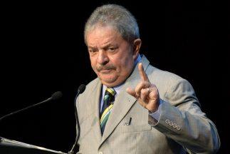 El ex presidente de Brasil,Luiz Inácio Lula da Silva.