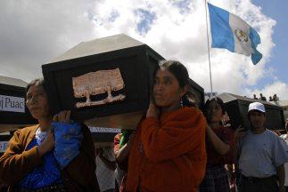 Una organización humanitaria celebró la condena contra el Estado de Guat...