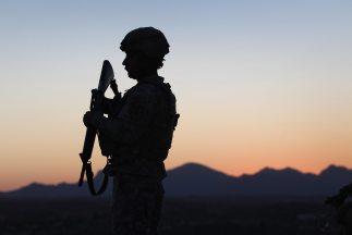 Soldados del Ejército mexicano liberaron a 20 personas secuestradas por...