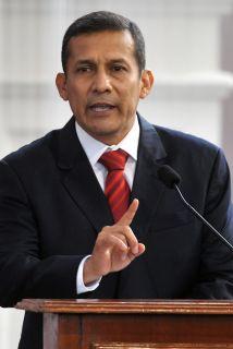 El presidente electo, Ollanta Humala asumirá el poder el próximo 28 de j...