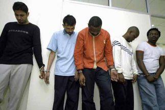 Los investigadores creen que esta banda es responsable de unos 20 asesin...