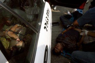 Bandas del crimen organizado han asesinado al menos a 13 taxistas en los...