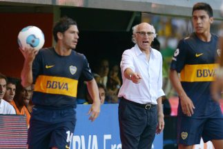 Boca Juniors, de la mano de Carlos Bianchi, debuta en la Libertadores re...