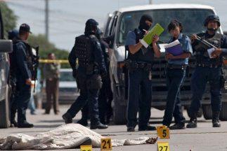 Aunque el gobierno ha dicho que la violencia en Ciudad Juárez ha disminu...