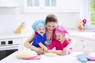 Jugando y aprendiendo en la cocina