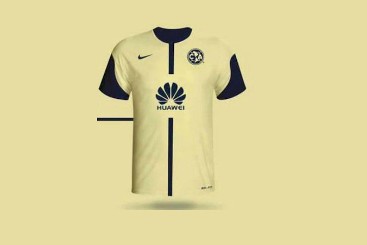 Se Filtra Posible Nuevo Uniforme Del Am Rica Univision