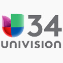Logo univision 34 los angeles