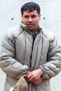 """Joaquín """"El Chapo"""" Guzmán, líder del cártel de Sinaloa."""