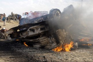 El ataque ocurrió en una base cercana a la frontera con Pakistán, no se...