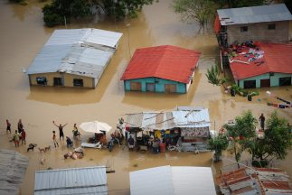 Las lluvias en Venezuela han dejado centenares de damnificados.