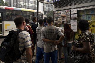 Brasil ha sido sacudido desde hace diez días por el más grande movimient...