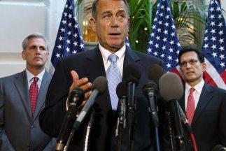 John Boehner senador republicano.
