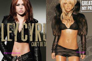 'La Princesa del Pop' pidió que dejen en paz a Miley Cyrus, pues ella sa...