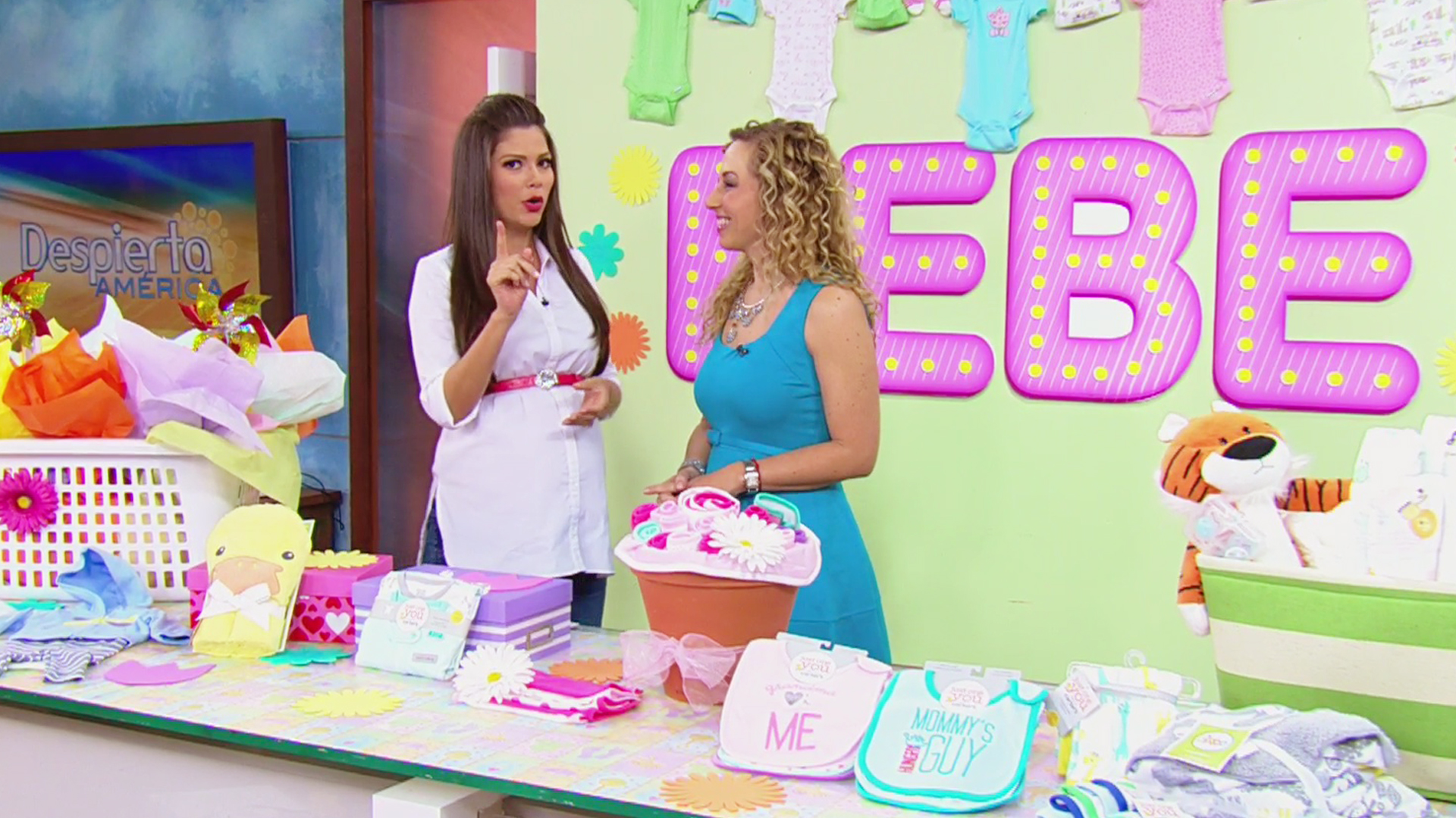 Lista de regalos ideal para el baby shower 39 univision for Cosas especiales para regalar