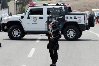 Al menos 19 presos murieron desde el domingo en un enfrentamiento armado...