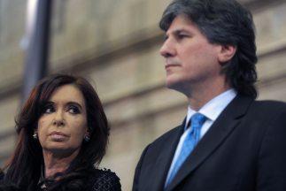 """El vicepresidente de Argentina dijo que el referendo """"es una falta de re..."""
