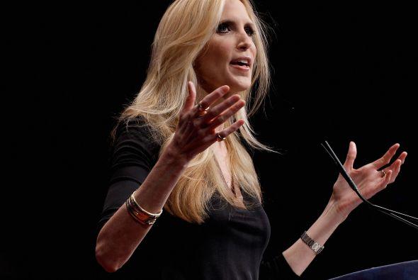 La escritora estadounidense de corte conservador propuso en un programa...