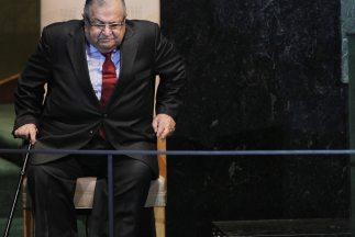Jalal Talabani.