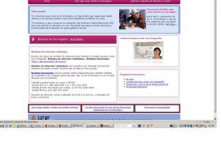 El IFE permitirá que se registren los mexicanos que vivan en el extranje...