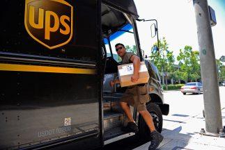 La razón que UPS dio a tal decisión fue que la compañía está dispuesta a...