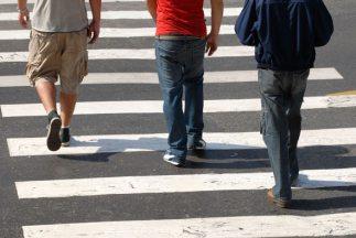 Peatones