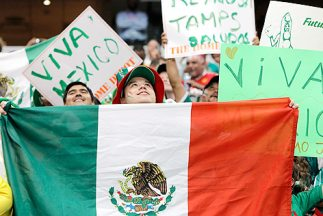 Inmigrantes mexicanos de Estados Unidos.