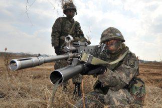 La isla de Yeonpyeong - ubicada en Surcorea - sufrió en 2010 un ataque d...