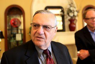 Activistas piden la destitución del alguacil Joe Arpaio por supuesta cor...